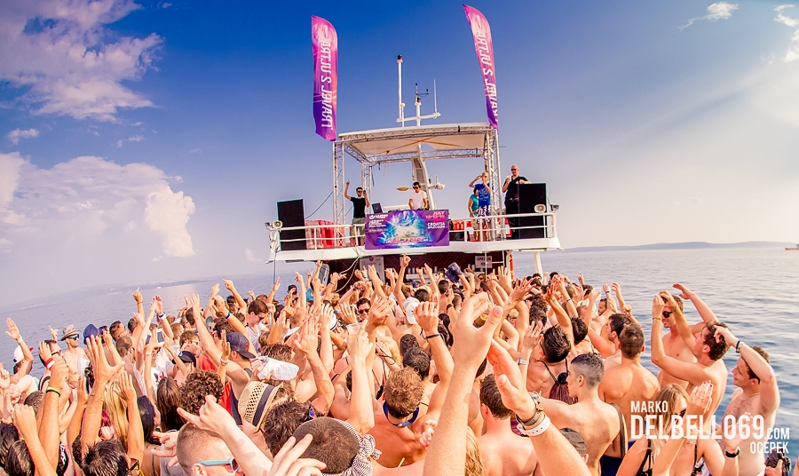 TNT Boat Party!